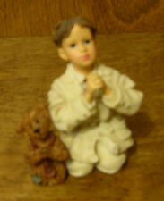 Boyds Dollstone #3545 Mark with Luke.The Prayer, New from Retail Shop Mint/Box