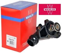 BMW 3 320 323 323 330 i 5 7 X3 X5 E46 E39 WAHLER THERMOSTAT & HOUSING WAHLER OEM