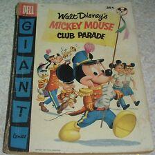 Walt Disney's Mickey Mouse Club Parade 1, FN- (5.5)