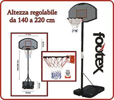 Planta Cesta BASKET Set profesional Portable Tablero regulable Base