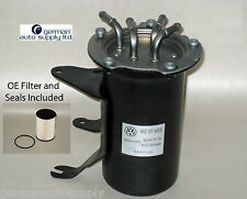 Volkswagen Diesel Fuel Filter and Housing - Genuine / OE - Complete - NEW OEM VW