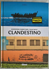 Clandestino / Aurel (Glénat 2014) - French Graphic Novel