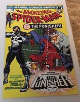 The Amazing Spiderman 129 LGF reprint First appearance of the punisher 2004