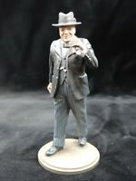 Sir Winston Churchill Metal Cast 90mm Studio Painted Military Figure M22