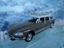 1/43  Norev   CITROEN DS 20 BREAK FUNERAIRE 1972
