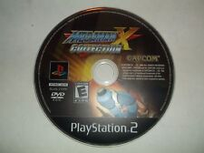 Mega Man X Collection (Sony PlayStation 2, PS2, 2006) **DISC ONLY**