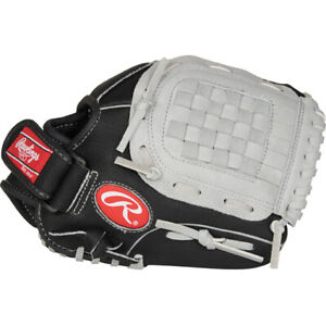 """Rawlings Sure Catch Youth Baseball Glove 10.5"""" Throws Right and Left"""