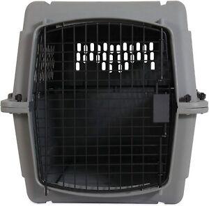 Petmate 200 Sky Kennel Cargo Crate Light Gray