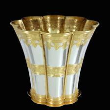 A. Michelsen. Margrethe Cup/Vase. Sterling Silver, partly gilded. 1975.