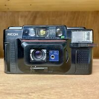 RICOH FF 3 AF Super 35mm Film Camera with f3.2 RIKENON LENS Tested Retro Lomo #