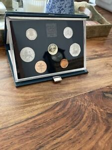 UK Proof Coin Collection 1985 Royal Mint