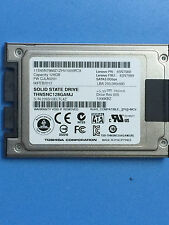 "Toshiba 1.8"" 128GB MicroSATA SATA III Internal SSD THNSNC128GAMJ"