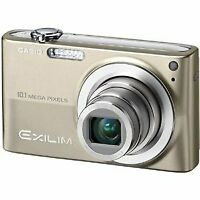 Casio Digital Camera Exilim (Casio Exilim) Zoom Z200 Gold Ex-Z200Gd