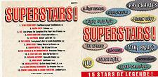 CD 15T DIAL LIO/THE KORGIS/TAI PHONG/PEYRAC/MIKE BRANT/AARON NEVILLE/GUESH PATTI