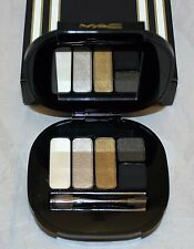 Nib Mac Stroke of Midnight Eyes 5 Shade Eye Shadow Palette Compact - Smoky