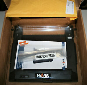 HAVIS mobile Docking Station for Dell Latitude 12 Rugged Tablet 7202 7212 7220