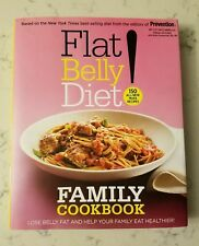 Flat Belly Diet Family Cookbook by Liz Vaccariello 2010 Hardcover 9781605294599