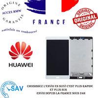 Ecran LCD Complet Blanc Pour Huawei M3 lite 8 CPN W09 / Media Pad M3 /  CPN-AL0