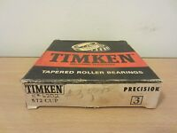 TIMKEN 362A 3 PRECISION TAPERED BEARING CUP 362 30000