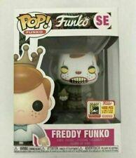 """Funko Pop Freddy Funko """"Daryl"""" Duo Normal & Bloody Walking Dead SDCC2015 LE500"""