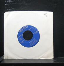 "James Brown - Kansas City / Stone Fox VG+ 7"" Vinyl 45 1967 45-6086 King USA"
