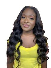 FinesseTress Luxury Human Hair closure and frontal wigs hd lace lengths 12-32