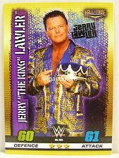 """Slam Attax - #264 Jerry """"The King"""" Lawler - 10th Edition"""