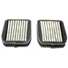 2 Cabin Air Filter For Mercedes-Benz W211 E320 E350 E500 E55 AMG OEM 2118300818