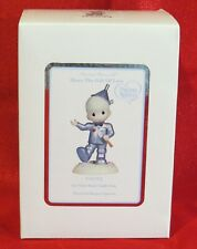 Tin Man From The Wizard Of Oz Precious Moments New In Box (Never Opened)