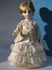 """Vintage Madame Alexander Doll- 1st Ladies Lucy Webb Hayes 14""""  Box/ Hangtag- NEW"""