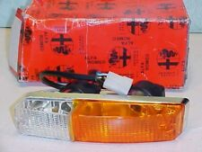 Alfa Romeo Spider Front Directional Lamp Turn Signal Light_Factory Box_LH_OEM