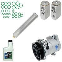 A/C Compressor & Component Kit-Compressor Replacement Kit fits 02-06 Sentra 1.8L