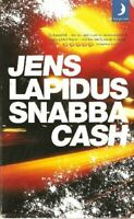 Snabba cash by Lapidus, Jens Book The Fast Free Shipping