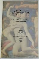 1960 APHRODITE. Pierre Louys Art Prose & Poetry. The Libra Collection. Book: VG