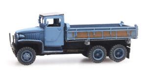 N Scale 1/160 Artitec GMC Dump Truck N106.316.070