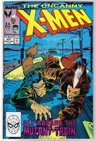 X-MEN #237, VF, Wolverine, Chris Claremont, Uncanny, more in store