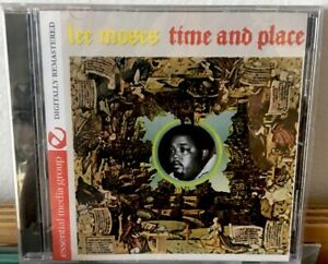 Lee Moses - Time And Place CD NEW Sealed Essential Soul Remastered Disc