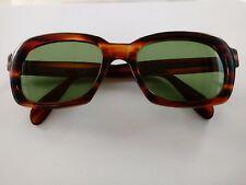 Vintage Retro 1970 Loda 443 Sunglasses Crystal Lens