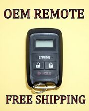 OEM HONDA ENGINE KEYLESS REMOTE START FOB PHOB TRANSMITTER KOBATA12A RS-13AC