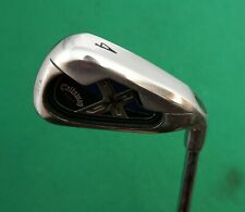 Callaway X 18 Pro Series 4 Iron True Temper Stiff Steel Shaft Golf Pride Grip