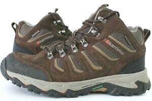 KARRIMOR Mount Mid Mens Walking Boots, Mens Boots UK Size 9