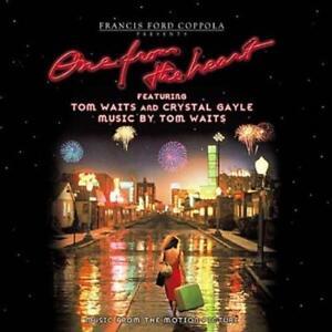 CRYSTAL GAYLE/TOM WAITS - ONE FROM THE HEART [BONUS TRACKS] NEW CD