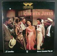 Carmen Jones - Harry Belafonte, Dorothy Dandridge 1954 - LaserDisc