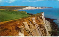 Sussex: Seven Sisters, Seaford - Posted 1972