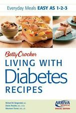 Arriva Custom Betty Crocker Living with Diabetes Recipes, Betty Crocker, 0470612