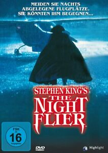 Stephen King's The Night Flier - Uncut-DVD - OOP - NEU/OVP