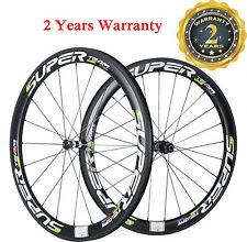 Superteam DT350s Carbon Wheels Clincher Road Bike Wheelset 50mm Carbon Wheels