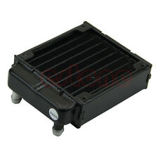 Hot Computer Radiator Water Cooling Cooler for CPU LED Heatsink 80mm Aluminum