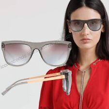 NWT 🌺 Michael Kors MK2073 329994 St Kitts Black Clear Frame Gradient Sunglasses