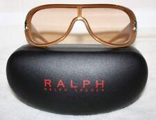 Ralph Lauren Beige RALPH 7573/S OTW5 Sunglasses with Case ~ Excellent